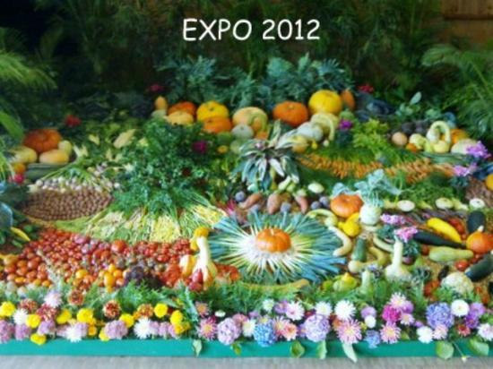 Expo jardin 2012